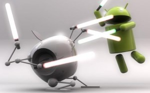 apple vs google war mobile