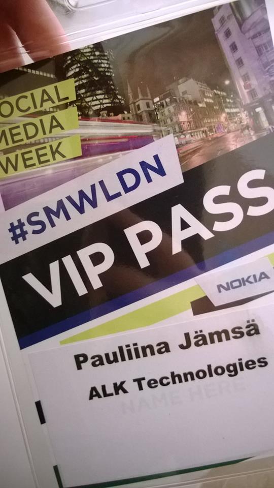 social-media-week-london-2013